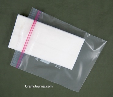 Crafty Journal - DIY Alcohol Hand Wipes