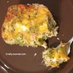 Broccoli and Cauliflower Quiche Recipe (Gluten Free)