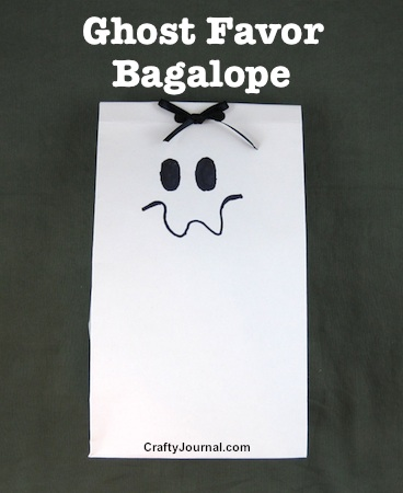 Ghost Favor Bagalope by Crafty Journal