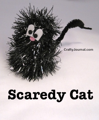 Scaredy Cat by Crafty Journal