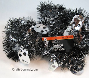 Crafty Journal - Scaredy Cat