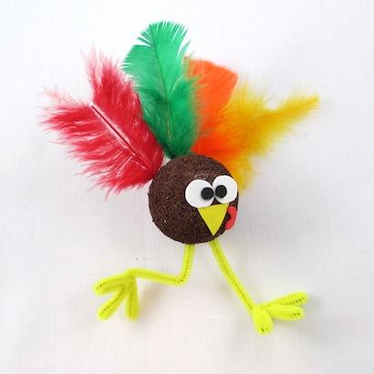 Turkey Trot by Crafty Journal