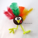Kids Turkey Crafts