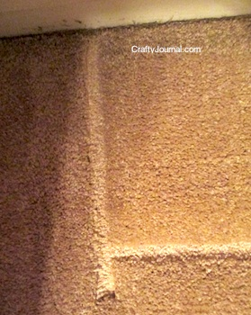 Remove Furniture Dents from Carpet