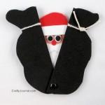 Peek a Boo Santa