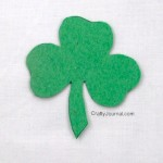 Easy Way to Make a Shamrock