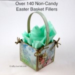 Over 140 Non-Candy Easter Basket Fillers