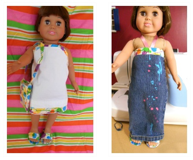 Doll Clothes by 2 Crochet Hooks