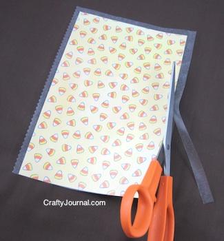 Matchbox Gift Box - Crafty Journal