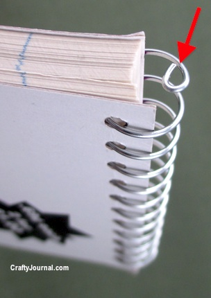 How to Make DIY Plastic Protective Notepad Covers - Crafty Journal