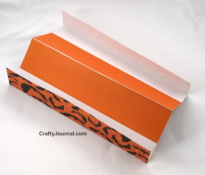 Mini Halloween Pocket Book by Crafty Journal