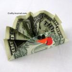Dollar Bill Turkey