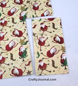 Gift Tags from Garment Tags by Crafty Journal
