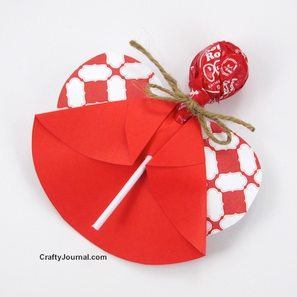 Lollipop Angel by Crafty Journal