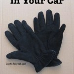 How to Warm Up Gloves in Your Car