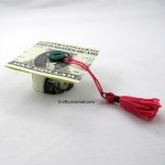 Dollar Bill Graduation Cap