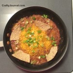 Cheesy Chili Dip – Gluten Free