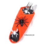 Halloween Silverware Holder
