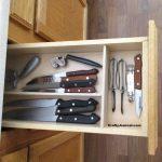 DIY Knife Drawer Divider