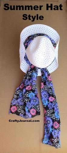 summer hat | wardrobe | style